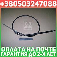 ⭐⭐⭐⭐⭐ Трос ручного тормоза ВАЗ 1118 (производство  ДААЗ)  11180-350818001