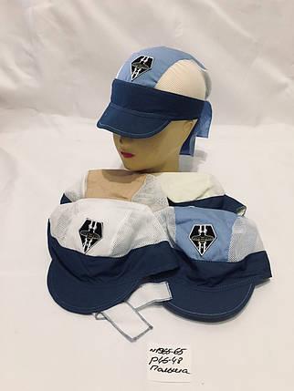 Детская кепка для мальчика,р.46-48,коттон, фото 2