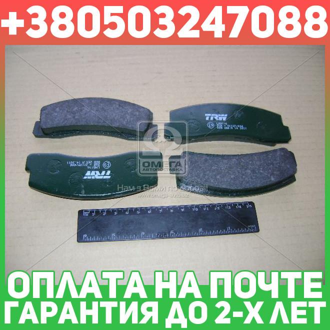 ⭐⭐⭐⭐⭐ Колодки тормозные ВАЗ 2121 (производство  TRW)  GDB265M