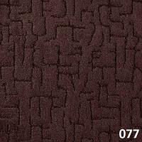 Ковровые изделия ковролин коричневая береза 4 м