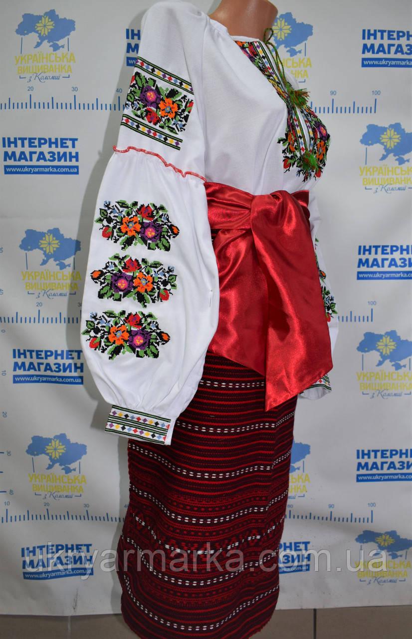 """Вишитий жіночий національний костюм """"Маріанна"""""""