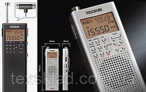 Кишеньковий радіоприймач цыфровой TECSUN PL-360