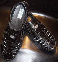 Туфли мужские кожаные большие размеры от производителя модель ББМ11-1