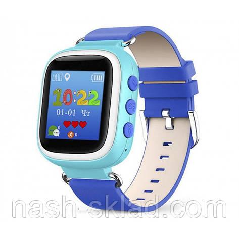 Умные Часы Smart Baby Watch Q70 с GPS трекером, фото 2