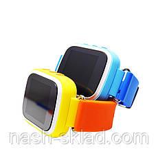 Умные Часы Smart Baby Watch Q70 с GPS трекером, фото 3