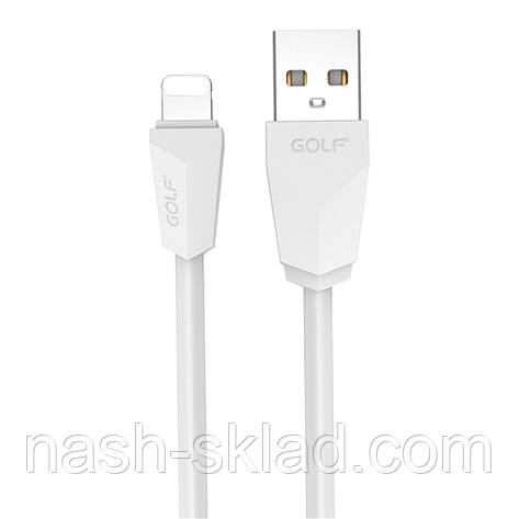 Кабель USB GOLF GOLF GC-27i DIAMOND LIGHTNING , фото 2