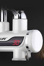 Мгновенный водонагреватель HY30, фото 3