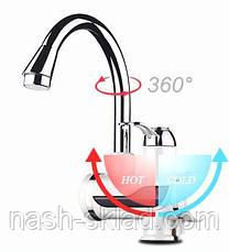 Мгновенный водонагреватель HY30, фото 2