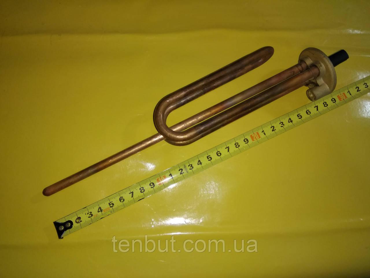 Тэн медный фланцевый для бойлеров 2.0 кВт. 220 В. производство Китай KAWAI .