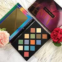 Набор палетка тени для век с зеркалом Fenty Rihanna палитра 14 цветов
