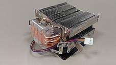 Вентилятор, кулер, система охлаждения CPU ATcool Aero X3 ball bearing (3 медных трубки), фото 3