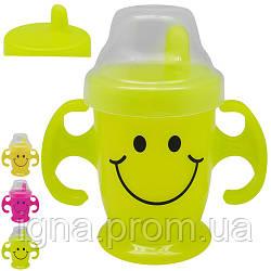 Чашка-поилка детская 300мл R83601 (144шт)