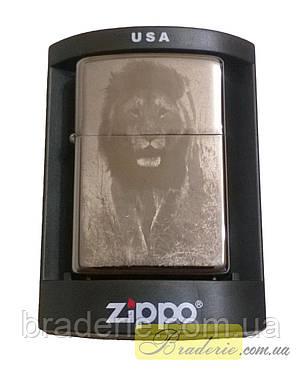 Зажигалка Zippo 4225-3 (копия), фото 2