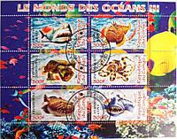 """Конго Блок """"Рыбы"""" 2010 г."""