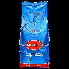 Кофе в зернах Gemini Espresso Bar 1kg 40/60