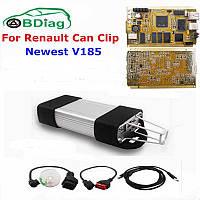 Renault Can Clip Full Chip V185 (Gold плата PCB на чипе CYPRESS)