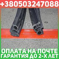 ⭐⭐⭐⭐⭐ Уплотнитель двери ВАЗ 2108, 2109, 21099, 2113, 2114, 2115 (комплект 2 шт.) (производство  БРТ)  2108-6107018Р
