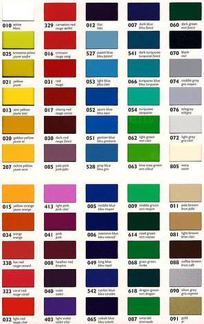Плівка  с/к ORACAL 8500 серія світлорозсіювальна 50 кольорів, рул.1х50м, фото 2