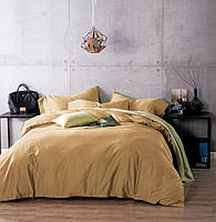 Скидки 16% на Однотонное постельное белье евро сатин Valtery, наволочки 4 шт.