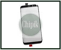 Стекло для переклейки дисплея Samsung G950, Galaxy S8, Черное