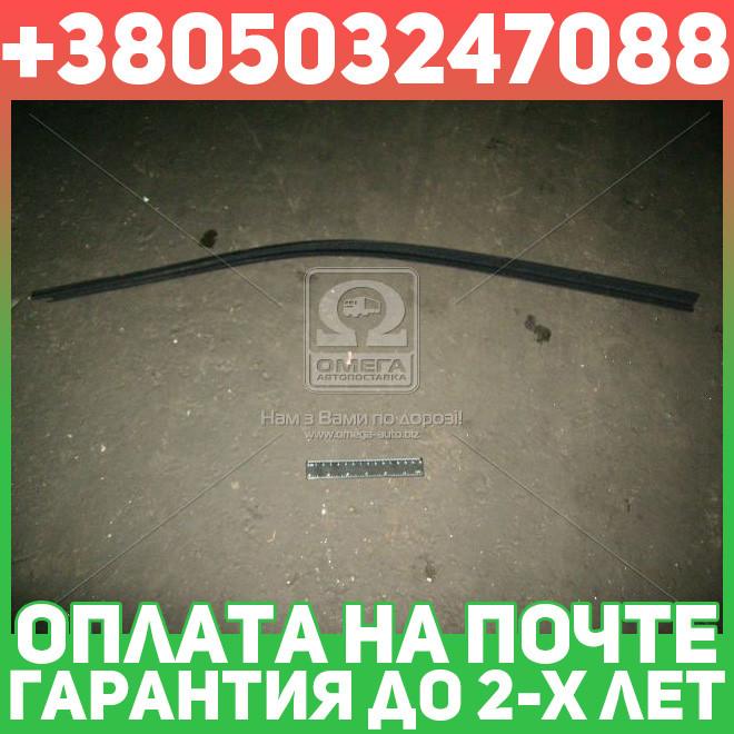 ⭐⭐⭐⭐⭐ Уплотнитель стекла опускного ВАЗ 2108, 2109, 21099, 2113, 2114, 2115 передний правый наружный (производство  БРТ)  2108-6103290Р