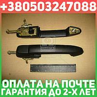 ⭐⭐⭐⭐⭐ Ручка двери ВАЗ 1118 задняя левая наруж. (производство  ДААЗ)  11180-620515100