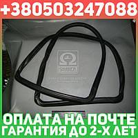 ⭐⭐⭐⭐⭐ Уплотнитель стекла окна задка ВАЗ 2121 (производство  БРТ)  2121-6303018Р