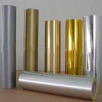 Плівка ORACAL 352/001 дзеркальне срібло металізоване, 23 мкм, рул.1х50м