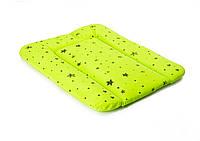 М'який пеленальний матрасик 50х70 см 8713