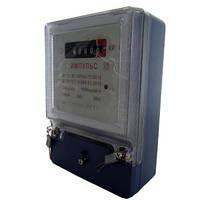 Счетчики 1ф 220В (5-60а) Импульс Электронный механическое табло