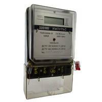Счетчик1ф 220В (5-60а) Импульс Электронный электронное табло