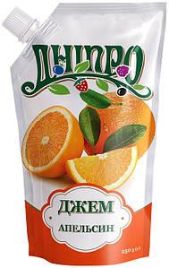 Джем Апельсин ТМ Дніпро, дой-пак 250 г