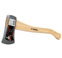 Топор, ручка дерево 1 кг, Truper