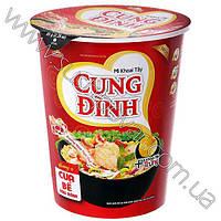 Суп в стакане CUNG DINH со вкусом говядины Micoem 65г