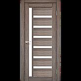 Двери KORFAD VL-01 Полотно+коробка+2 к-та наличников+добор 100мм, эко-шпон, фото 3