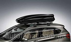 Оригинальный багажный бокс  320 L черный BMW 5 (G30) (82732209907)