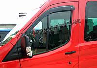 Ветровики, дефлекторы окон Ford Transit 2014- (Cobra)
