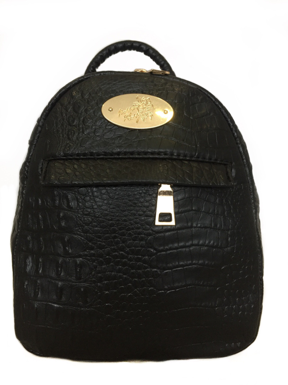 Рюкзак городской молодежный Betty Pretty черный 878M20