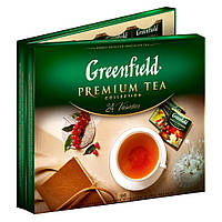 Колекція чаїв Greenfield Premium tea Collection (96 шт)