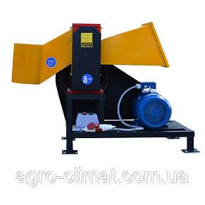 """Измельчитель веток 2В100Е для трактора с электо двигателем 7.5 кВт  TM """"Shkiv"""", фото 2"""