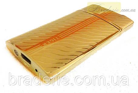 Зажигалка подарочная USB Tiger 4789, фото 2