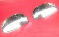 Накладки на зеркала для Kia Cerato 2004-2009, Киа Серато