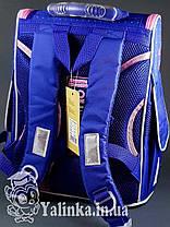 Рюкзак школьный каркасный GoPack 5001-4 GO19-5001S-4 ранец  рюкзак школьный hfytw ranec, фото 3
