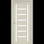 Двери KORFAD VL-02 Полотно+коробка+2 к-та наличников+добор 100мм, эко-шпон, фото 2