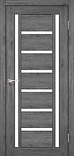 Двери KORFAD VL-02 Полотно+коробка+2 к-та наличников+добор 100мм, эко-шпон, фото 3