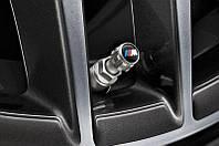 Оригинальный комплект колпачков для колесных вентилей BMW M Logo (36122447402)