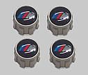 Оригинальный комплект колпачков для колесных вентилей BMW M Logo (36122447402), фото 2