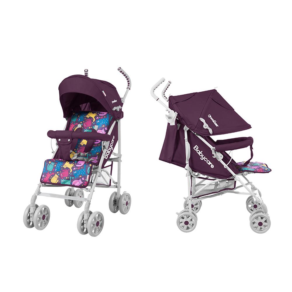 Коляска прогулочная BABYCARE Walker BT-SB-0001/1 Purple Гарантия качества Быстрая доставка
