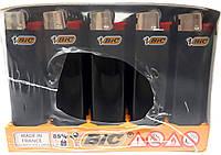 Зажигалка BIC J3 slim 50шт/уп черный