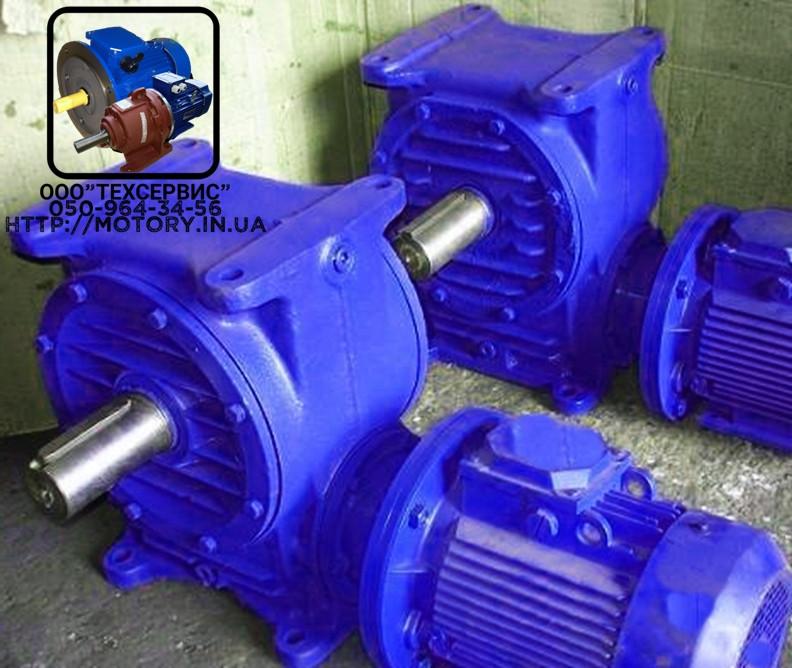 Мотор-редукторы червячные МЧ-160 -71 с электродвигателем 11 кВт